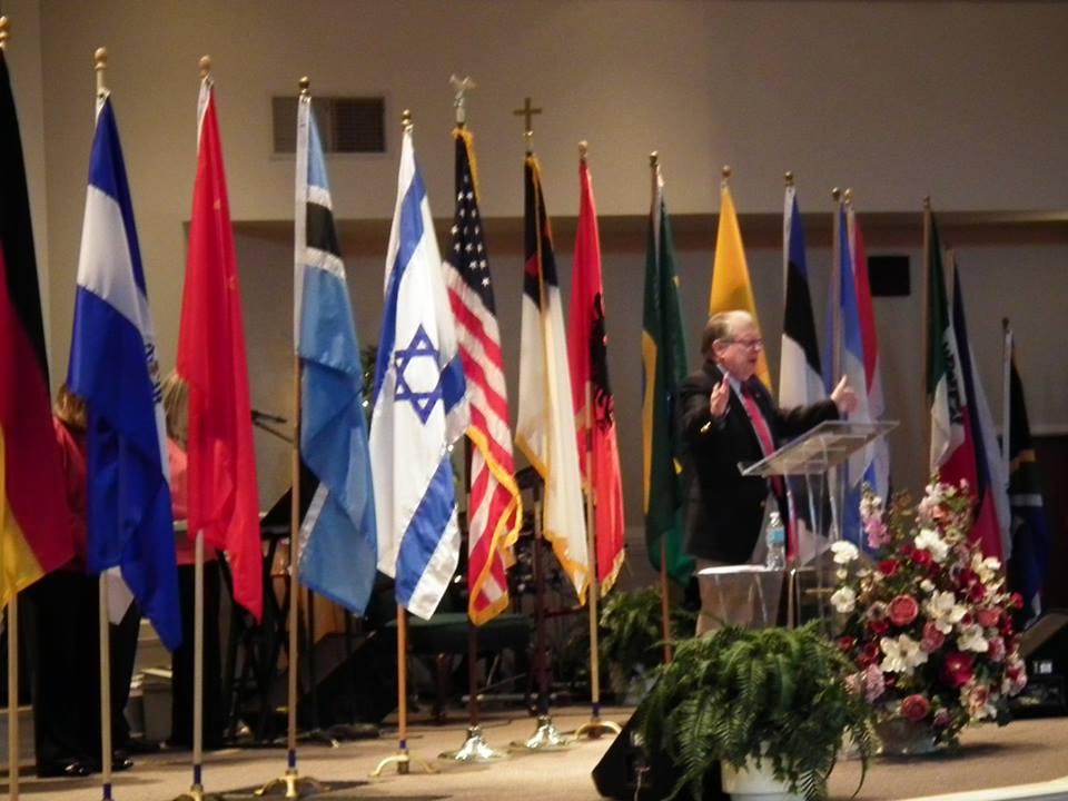Pastor Ken on Missions' Sunday