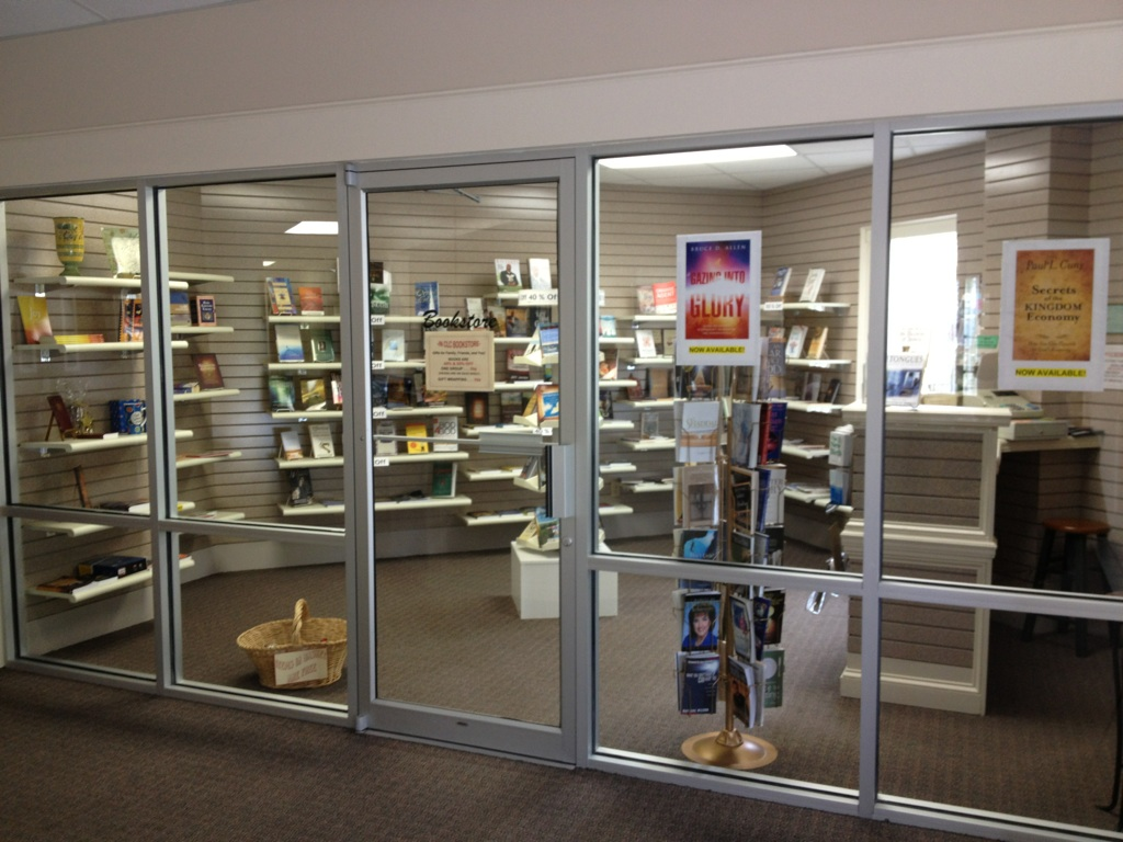 CLC Eufaula Bookstore