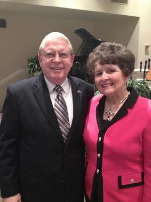 Dr. Ken and Donna Jackson
