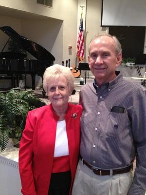 Jim and Susan Horner